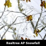 Camo Swatch Realtree AP Snowfall