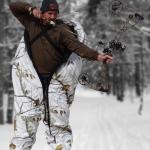 Realtree AP Snowfall Coverall