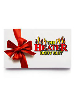 Heater Body Suit Gift Card