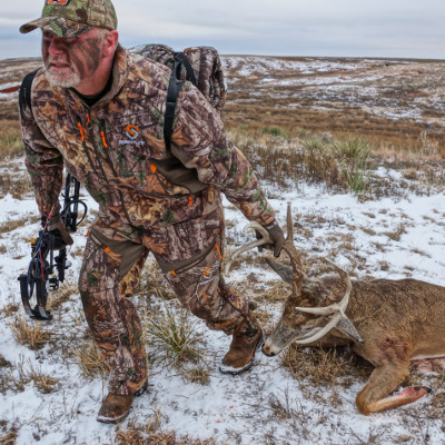 The Heater Body Suit | #1 In Cold Weather Hunting Gear